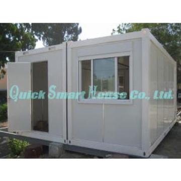 Galvanized Steel Frame Mobile Modular Homes For Portable Bathroom