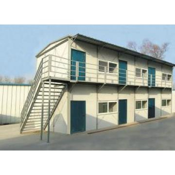 Color Steel Prefabricated Accommodation For Constructions Camping