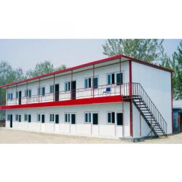 Low Cost Labor Prefabricated Accommodation With Light Steel Structure