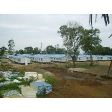 Flexible Prefabricated Accommodation , Durable Portable Accommodation Units