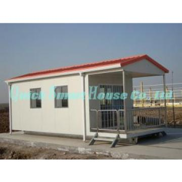Prefabricated Portable Modular Homes With EPS Sandwich Panel
