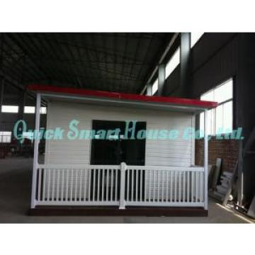 Simple Steel Frame Portable Modular Homes For Toilet , Public Ablution