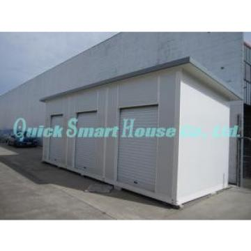 OEM Sandwich Panel Portable Modular Homes , Custom Office Prefab Houses