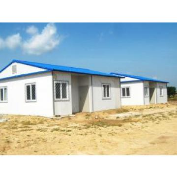SIP Prefabricated Accommodation , Affordable Temporary Portable Housing