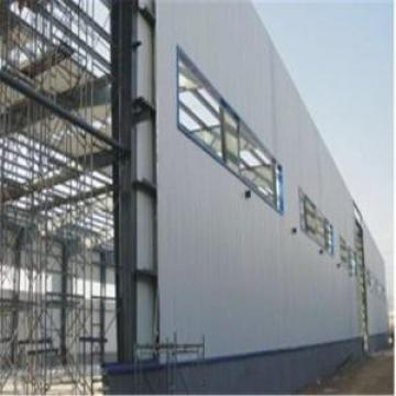 Low Cost and High Quality Prefabricated Steel Building (JDCC Prefabricated Steel Buildings