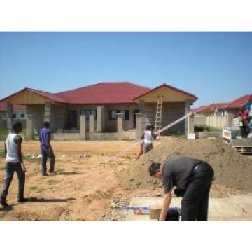 Waterproof Concrete Prefabricated House Lightweight For Accommodation Units