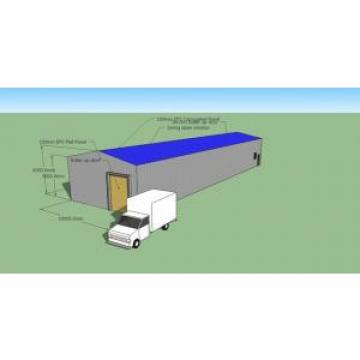 Light Steel Structure Buildings , Wide Span Prefab Steel Garage