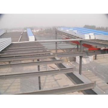 ISO Certificate Factory Building Prefabricated Steel Buildings Durable As Workshop