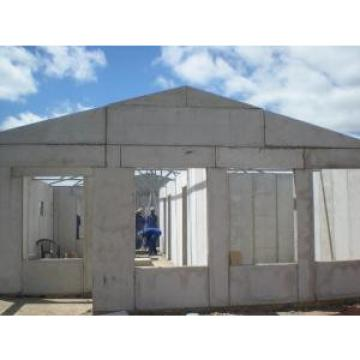 Light Weight Concrete Prefabricated House For Permanent Family Homes