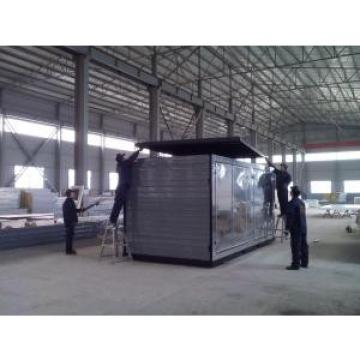 Demountable Solid Container Steel Carport Garage Movable anti-rust