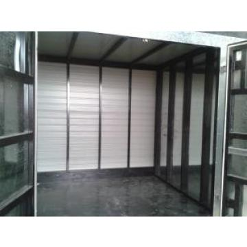 Steel Carport Garage For Family Storage or Construction Tools Boxes