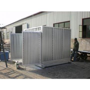 Flexible Eco - Friendly Steel Carport Garage For Outer Field Site