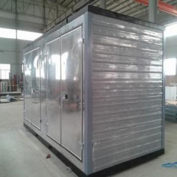 Foldable Residential Steel Buildings , EPS Sandwish Panel Container