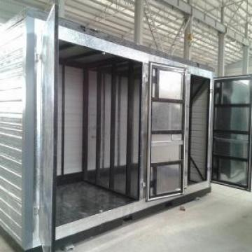 Eco Friendly Collapsible Residential Steel Buildings Flexible Reliable