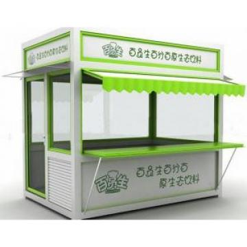 Exhibition Folding Container Kiosk Booth With Fast Installation