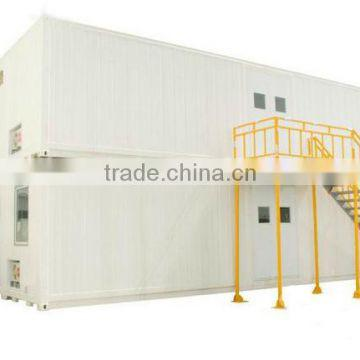 hot selling container module house for sale from China to Egypt
