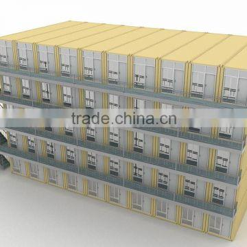 20ft 40ft Prefab house for sale to Egypt from China