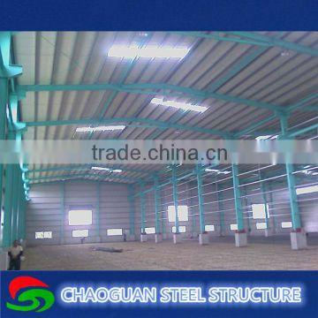 Light steel frame structure building project for sale