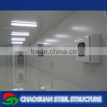 Light frame galvanized steel structure dome warehouse