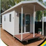 Prefabricated Prefab Shipping Container House pH9833-3 house with granny flat