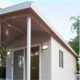 Modern Foldable Granny Flat House house with granny flat