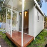 Good Design Prefab Modular Homes and Container House pH9833-1 house with granny flat