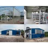 Prefabricated Chicken House/Poultry House (PCH-20) Poultry House&Shed