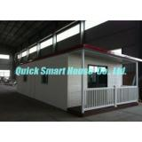 Contemporary Prefabricated Steel House
