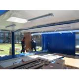Assemble Prefab Container House , Modular Lifting Flat Pack Container