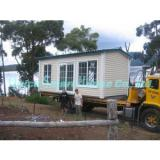Labor Dormitory Portable Modular Homes With Cold Formed Steel Frame