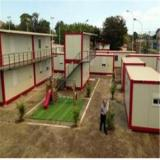 Prefab Flatpack Living Container Home Container House