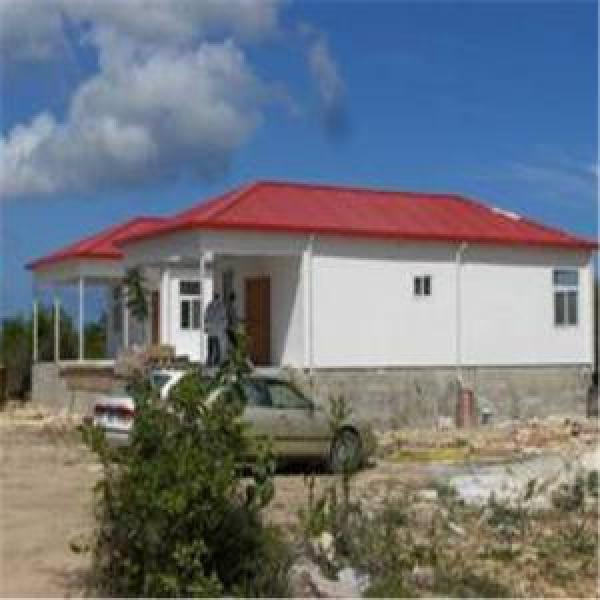 Economic Steel Prefaricated Affordable House Home 2 Bedroom Modular Homes #1 image