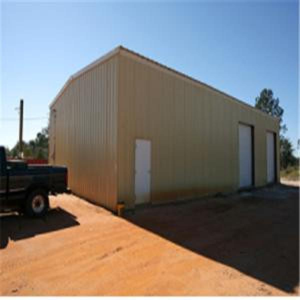 Agricultural Equipment Storage, Warehouse (SS-99) Agricultural Steel Structure building #1 image