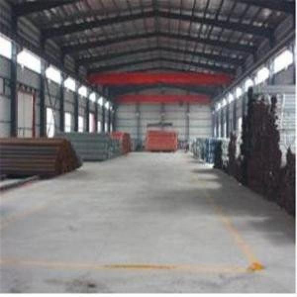 Professional Supplier-Steel Structure Warehouse (SSW Agricultural Steel Structure building #1 image