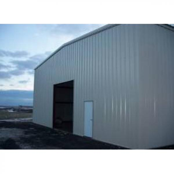 Economic Cost Industrial Metal Building (SS-338) Industrial Steel Structure building #1 image