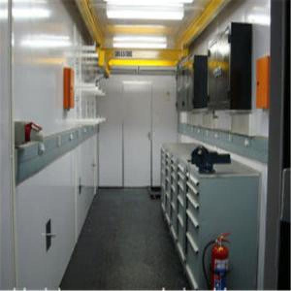 Modified Container House for Equipment Storage (shs-mc-special002) strong container house #1 image