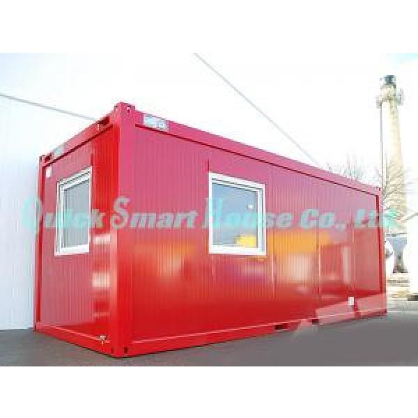 Durable Movable Prefab Shipping Container Home For Portable Bathrooms #1 image