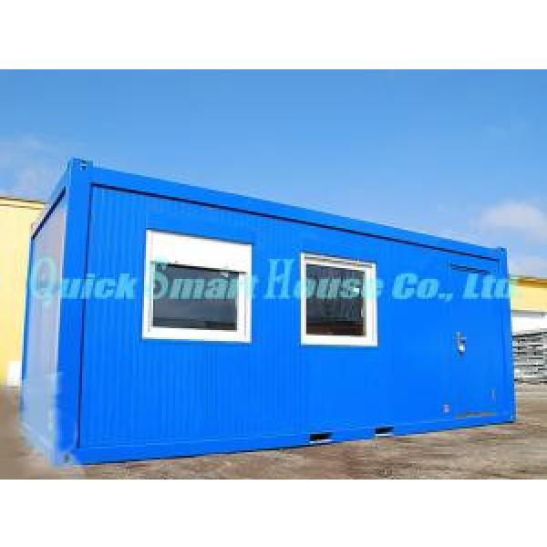 Durable Movable Prefab Shipping Container Home For Portable Bathrooms #2 image