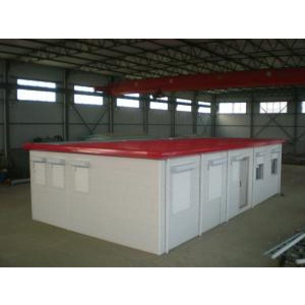 OEM Mobile Modular Homes , 20ft Portable Container Home #1 image