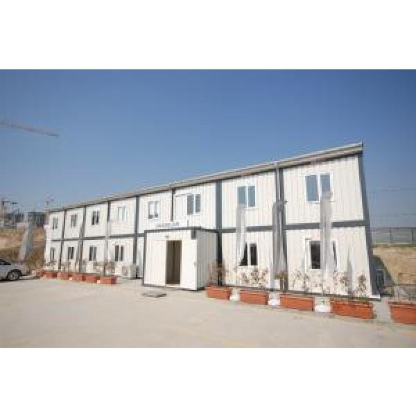Completed Combined Mobile Modular Homes For Labors Dormitory #1 image