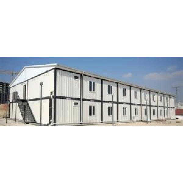 Prefabricated Mobile Modular Homes With 15mm Plywood Floor #1 image