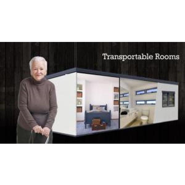 Mobile Modular Homes With Heating Insulation Panels and Anti-rust Steel Frame #2 image