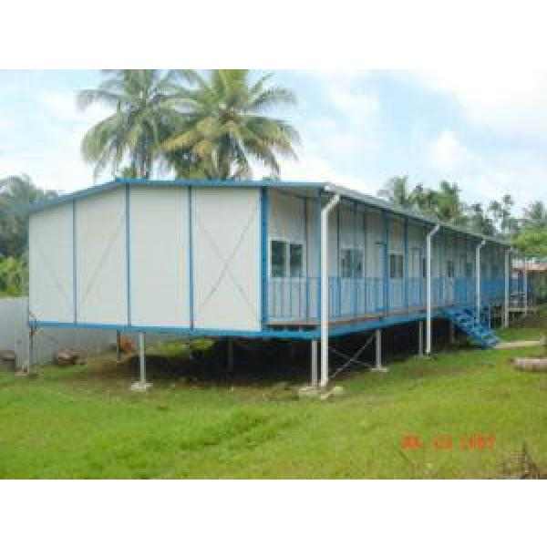 Light Steel Structure Prefabricated Accommodation #1 image