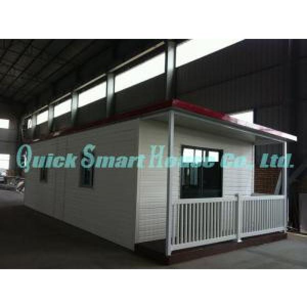 Prefabricated Portable Modular Homes With Multiple Plywood Floor #1 image