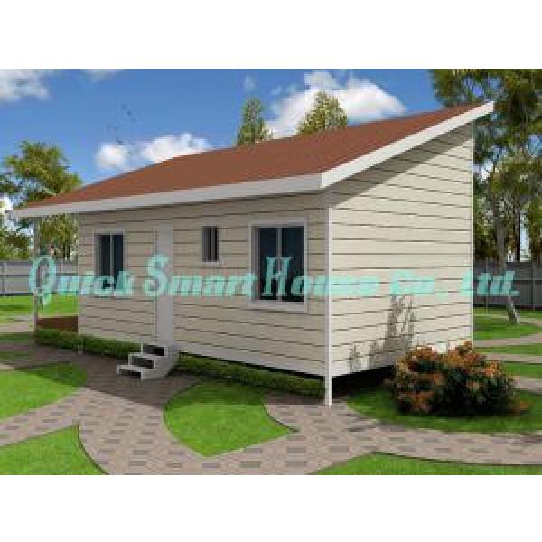 Prefabricated Portable Modular Homes With Multiple Plywood Floor #2 image