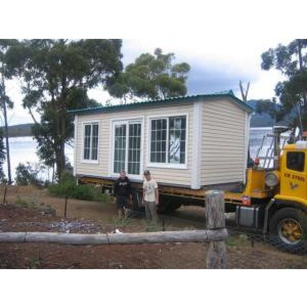 Movable Portable contemporary Modular Homes For Workers Accommodation #1 image