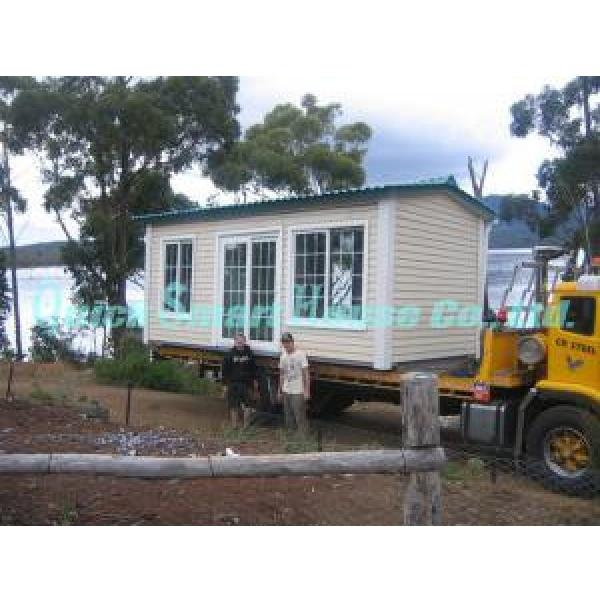 Labor Dormitory Portable Modular Homes With Cold Formed Steel Frame #1 image