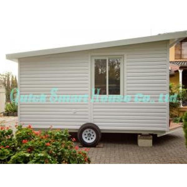 Light Weight Portable Small Modular Homes , Beautiful Pre Built Homes #1 image