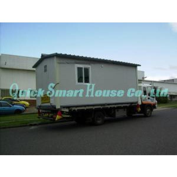 Labor Dormitory Portable Modular Homes With Cold Formed Steel Frame #2 image