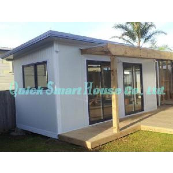 Labor Dormitory Portable Modular Homes With Cold Formed Steel Frame #4 image